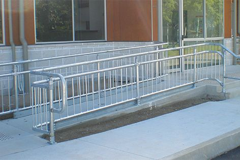 The Moddex range is ideal for projects requiring access and mobility compliance.