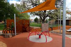 PTA Landscapes playscape for Castlemaine