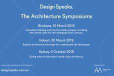 The Architecture Symposiums 2019
