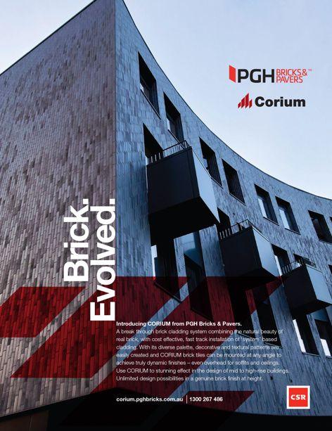 Corium by PGH Bricks and Pavers