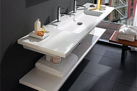 Washbasins from Roca Sanitario