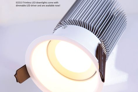 Eco13 Trimless LED by Superlight