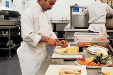 Altro Safety Flooring is suitable for food-processing environments and endorsed by HACCP Australia.