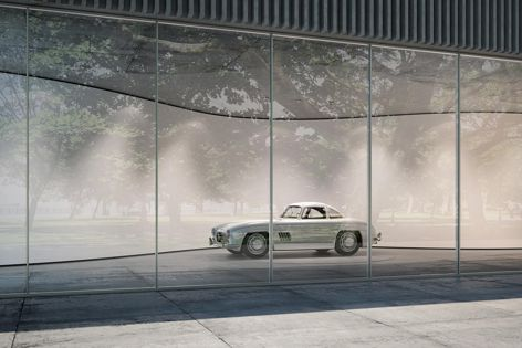 Schueco's FWS 35 PD Panorama Design facade system is an ultra-slim solution that provides transparency, elegance and kerb appeal.