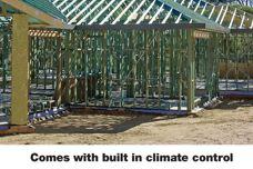 Hyne Trueframe – climate control