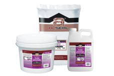 Alseal flexible cementitious waterproofing