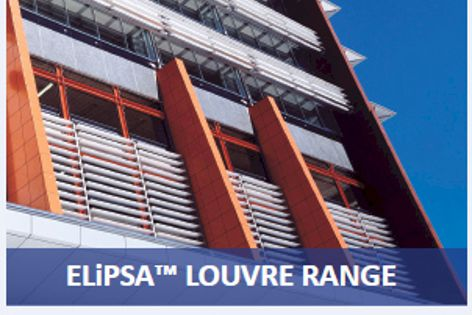 Elipsa louvres by Hi-Light Industries