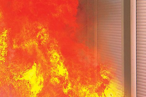 Protect buildings with bushfire-resistant shutters by Blockout Shutters.
