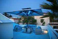 Caravita umbrellas from Shade Factor