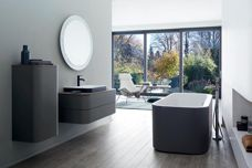 Happy D.2 Plus bathroom collection by Duravit
