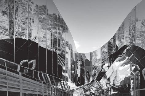 Nu-Core A2FR facades by Smartfix
