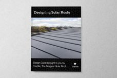 Solar roof design guide from Tractile
