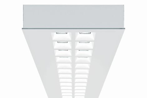 The Mirel Evolution LED luminaire.