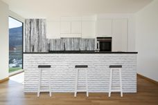 DecoSplash splashback from Lincoln Sentry