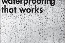 Wolfin waterproofing from Projex Group