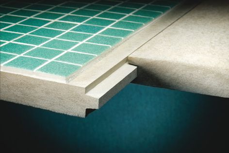 Secura interior flooring – the peace of mind of compressed fibre cement.