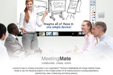 MeetingMate range from Epson