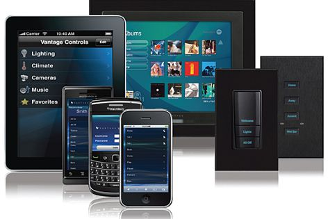 Vantage Controls home automation