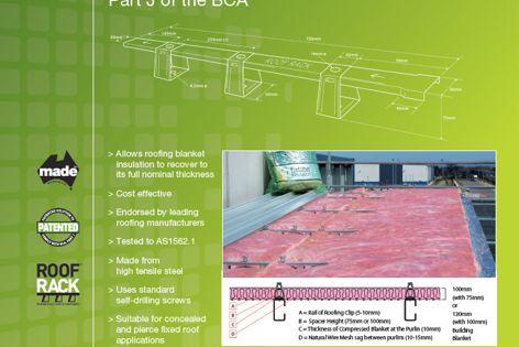Roof Rack – Part J compliance