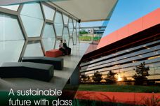 Viridian – a sustainable future with glass