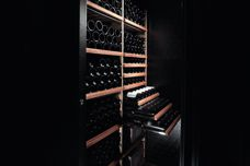 Walk-in wine cellars by Vintec