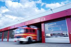 The latest in fast-action roller door design