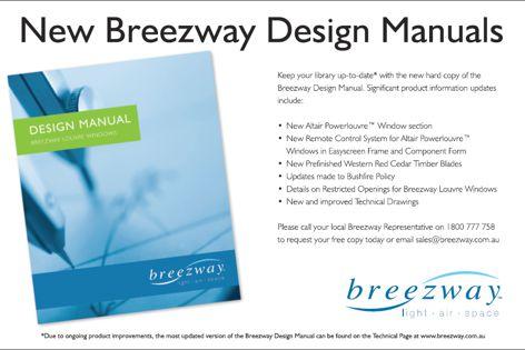 Breezway Design Manual