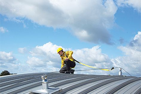 Latchways fall protection checklist