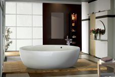 Roca freestanding baths