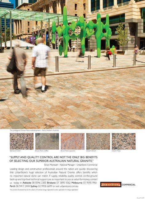 Natural Granite from UrbanStone
