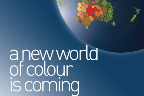 New colours by Dulux