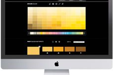 Taubmans Colour Galaxy online colour tool