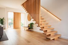 Australian Oak engineered flooring by ASH
