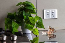 Iconic Styl light switches from Clipsal