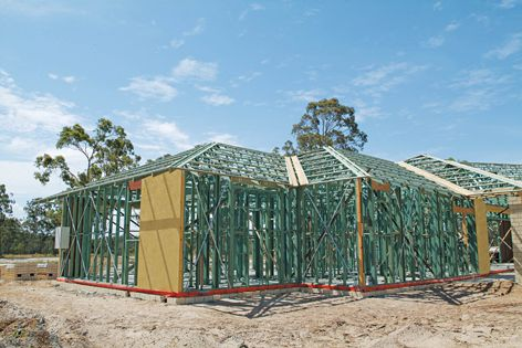 Trueframe is a non-toxic, termite-resistant structural timber for projects across Australia.