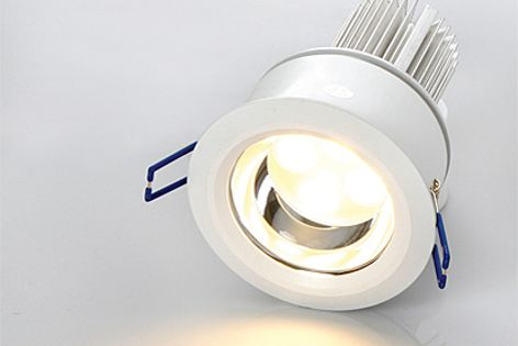 The Eco12 LED from Superlight consumes 80% less energy than a standard 50 W halogen.
