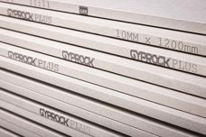Advanced Gyprock Plus residential plasterboard