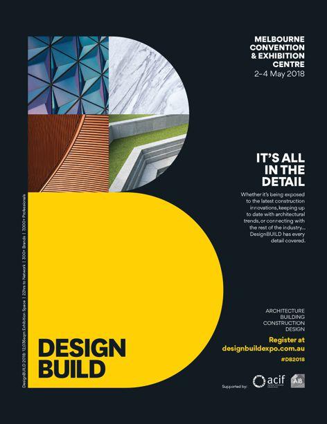 DesignBuild expo 2018