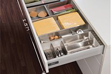 Triomax T5 drawer runner system