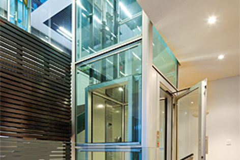 DomusXL from Easy Living Home Elevators