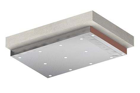Kooltherm K10 G2 soffit boards by Kingspan