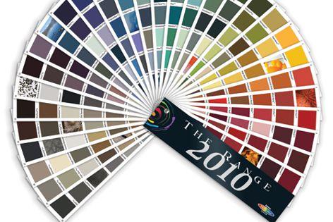 Resene paint colour cues for 2010