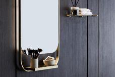 Cameo progressive backlit LED mirror