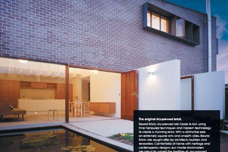 Bowral Bricks by Austral Bricks