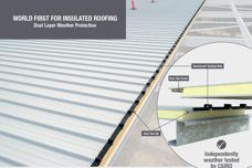 Securelap roof lapping system by Bondor