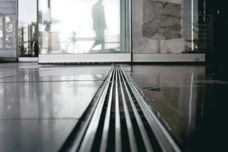 Architectural grates and drains by Stormtech