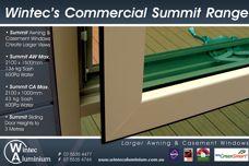 Commercial Summit window range