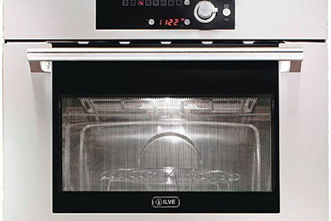 Ilve combination microwave oven