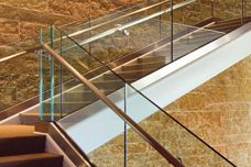 Balustrades and railing systems from CR Laurence
