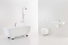 Marc Newson bathroom collection from Caroma
